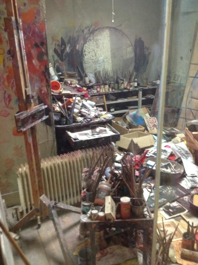 Francis Bacon Atelier 3